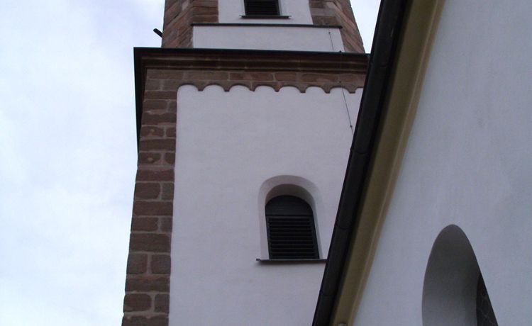 Kirchensanierung St. Stephanus  in Freystadt-Thannhausen